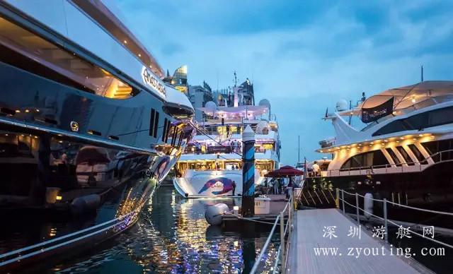2016新加坡国际游艇展抢先看图片